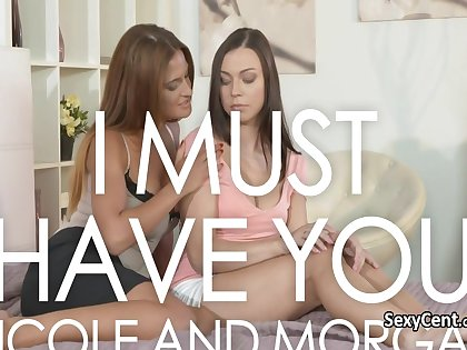 Two milf ladies in lesbian action