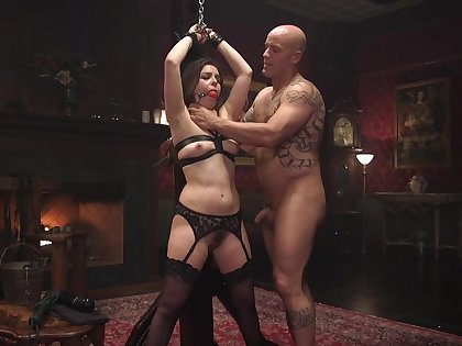 Rough possession and BDSM for rub-down the slaved tolerant